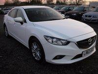 2013 MAZDA 6 2.2 D SE 4d 148 BHP £SOLD