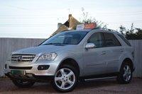 2005 MERCEDES-BENZ M CLASS 3.5 ML350 SPORT 5d AUTO 269 BHP £7500.00