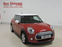 USED 2014 64 MINI HATCH COOPER 1.5 COOPER 3d 134 BHP