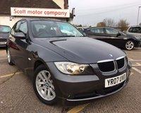2007 BMW 3 SERIES 2.0 318I SE 4d 128 BHP £5000.00