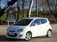 USED 2014 HYUNDAI IX20 1.6 ACTIVE 5d AUTO 123 BHP GREAT SPEC, REAR PARKING SENSORS, BLUETOOTH, CRUISE CONTROL