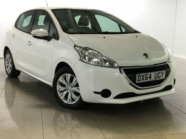 View our 2014 64 PEUGEOT 208 1.2 ACCESS PLUS 5d 82 BHP