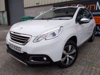 USED 2015 PEUGEOT 2008 1.6 e-HDi Allure Like New Condition, One Owner, FSH, Low Rate Finance Available