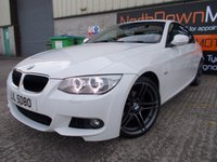 USED 2011 BMW 3 SERIES 2.0 318I M SPORT 2d 141 BHP Excellent Condition, FSH, Low Rate Finance Available, No Deposit, No Fee