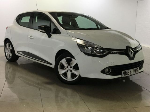 View our 2014 64 RENAULT CLIO 1.5 DYNAMIQUE MEDIANAV ENERGY DCI ECO2 S/S 5d 90 BHP