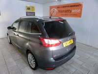 USED 2013 13 FORD GRAND C-MAX 2.0 GRAND TITANIUM TDCI 5d 138 BHP