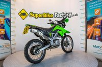 USED 2014 63 KAWASAKI KLX125 125CC GOOD BAD CREDIT ACCEPTED, NATIONWIDE DELIVERY,APPLY NOW
