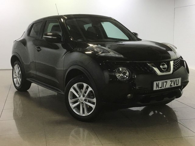 View our 2017 17 NISSAN JUKE 1.5 ACENTA DCI 5d 110 BHP