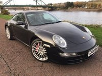 USED 2008 08 PORSCHE 911 3.8 CARRERA 2 TIPTRONIC S 2d AUTO 355 BHP **OVER £6000 OF EXTRAS**