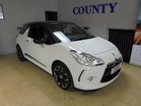 2013 CITROEN DS3 1.6 E-HDI DSTYLE PLUS 3d 90 BHP £5795.00