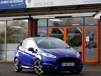 USED 2014 63 FORD FIESTA 1.6 ST-2 3d 180 BHP *ONLY 9.9% APR with FREE Servicing*