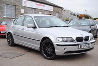 USED 2002 02 BMW 3 SERIES 2.2 320I SE 4d 168 BHP