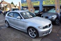 2010 BMW 1 SERIES 2.0 116D M SPORT 5d 114 BHP £6999.00