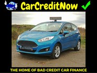 USED 2014 64 FORD FIESTA 1.0 ZETEC 3d 99 BHP APPLY TODAY !!!