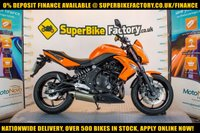 USED 2010 60 KAWASAKI ER-6N CAF  GOOD & BAD CREDIT ACCEPTED, OVER 500+ BIKES IN STOCK