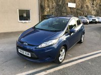 USED 2009 59 FORD FIESTA 1.4 STYLE PLUS TDCI 5d 68 BHP 1 OWNER FROM NEW ** FULL SERVICE HISTORY ** 56K MILES ONLY