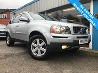 USED 2010 60 VOLVO XC90 2.4 D5 ACTIVE AWD 5d 185 BHP 1/2 LEATHER, PRIVACY GLASS, CLIMATE. PARKING SENSORS