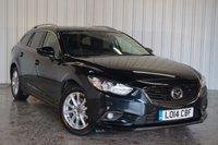 2014 MAZDA 6 2.2 D SE-L 5d 148 BHP £10495.00