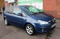 USED 2010 10 FORD C-MAX 1.6 ZETEC 5d 100 BHP +LOW Mileage +Just Serviced.
