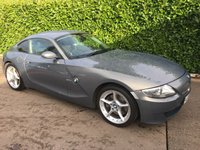 USED 2006 56 BMW Z4 3.0 Z4 SI SE COUPE 2d 262 BHP