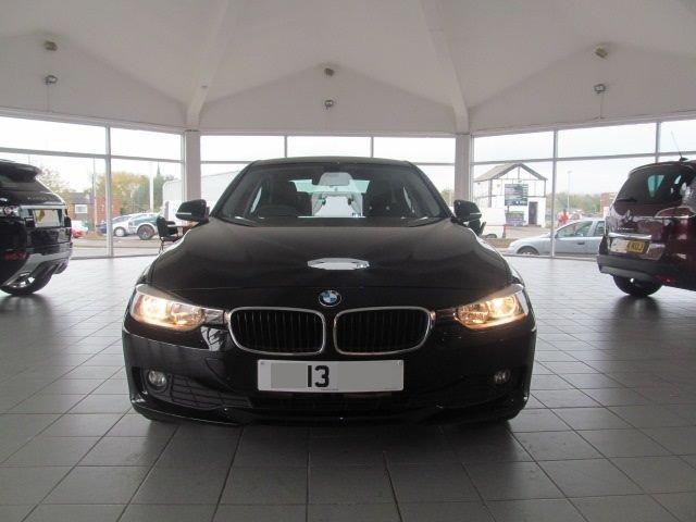2013 13 BMW 3 SERIES 2.0 318D SE 4d 141 BHP