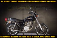 USED 2002 51 SUZUKI GN125 X GOOD BAD CREDIT ACCEPTED, NATIONWIDE DELIVERY,APPLY NOW