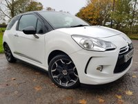 USED 2012 12 CITROEN DS3 1.6 E-HDI DSTYLE PLUS 3d PRIVACY GLASS