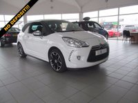 USED 2011 11 CITROEN DS3 1.6 HDI BLACK AND WHITE 3d 90 BHP