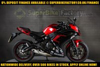 USED 2016 66 KAWASAKI ER-6F ABS 650CC GOOD BAD CREDIT ACCEPTED, NATIONWIDE DELIVERY,APPLY NOW