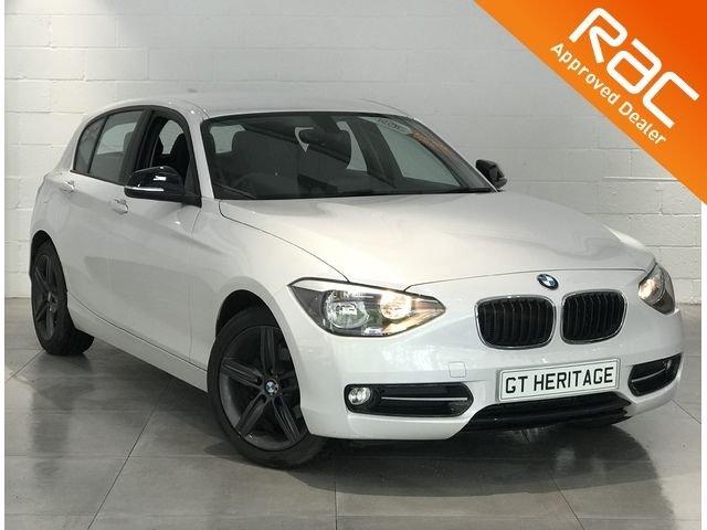 2015 15 BMW 1 SERIES 116D SPORT AUTO - PARKING SENSORS