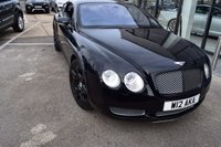 USED 2005 05 BENTLEY CONTINENTAL 6.0 GT 2d AUTO 550 BHP Mulliner