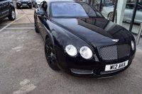 2005 BENTLEY CONTINENTAL 6.0 GT 2d AUTO 550 BHP £29895.00
