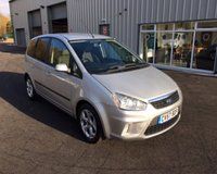 USED 2008 FORD C-MAX 1.6 ZETEC THIS VEHICLE IS AT SITE 2 - TO VIEW CALL US ON 01903 323333