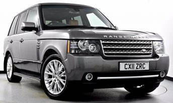2011 LAND ROVER RANGE ROVER 4.4 TD V8 Autobiography 5dr Auto £28995.00
