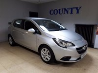USED 2015 65 VAUXHALL CORSA 1.4 DESIGN 5d 89 BHP * ONE OWNER * LOW MILES *