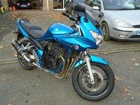 USED 2005 05 SUZUKI Bandit 650 GSF 650 NICE LOOKING MOTOR BIKE