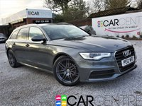 USED 2012 12 AUDI A6 2.0 AVANT TDI S LINE 5d AUTO 175 BHP FULLY LOADED - TOP SPEC