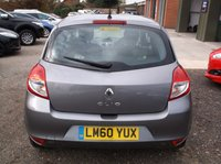 USED 2010 60 RENAULT CLIO 1.1 I-MUSIC 16V 3d 74 BHP IDEAL 1ST CAR, VERY ECONOMICAL & RELIABLE, LOW TAX / INSURANCE, GREAT SERVICE HISTORY, DRIVES SUPERBLY !!