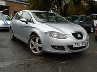 USED 2007 07 SEAT LEON 2.0 STYLANCE TDI 5d 138 BHP 2 FORMER KEEPERS+GREAT HISTORY