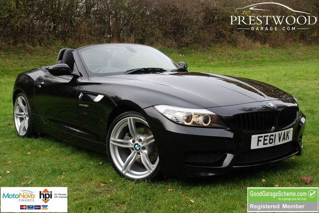 2011 61 BMW Z4 Z4 3.0 SDRIVE 30i M SPORT HIGHLINE EDITION AUTO [260 BHP]