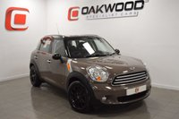 USED 2011 11 MINI COUNTRYMAN 1.6 COOPER D ALL4 5d 112 BHP *LOW MILES* UPGRADED ALLOYS