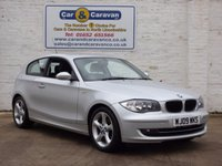 2009 BMW 1 SERIES 2.0 116I SPORT 3d 121 BHP £4288.00