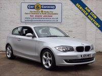 USED 2009 09 BMW 1 SERIES 2.0 116I SPORT 3d 121 BHP Comprehensive History 7 Stamps