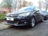 USED 2014 64 CITROEN C4 1.6 E-HDI SELECTION 5d 115BHP GLASS PANORAMIC SUNROOF+MEDIA+