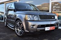 USED 2009 59 LAND ROVER RANGE ROVER SPORT 3.0 TDV6 HSE 5d AUTO 245 BHP  SORRY SOLD