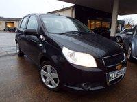 2011 CHEVROLET AVEO 1.2 LS 5d 83 BHP £2995.00