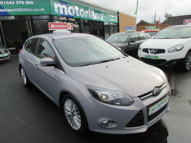 USED 2013 13 FORD FOCUS 1.6 ZETEC TDCI 5d 113 BHP JUST ARRIVED TEST DRIVE TODAY..FINANCE AVAILABLE