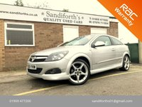 2009 VAUXHALL ASTRA 1.8 SRI XP 3d EXTERIOR PACK, ONLY 62K 4 SERVICES 140BHP £3890.00