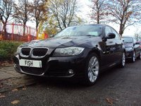 USED 2010 60 BMW 3 SERIES 2.0 320D SE 4d 181BHP PRIVATE PLATE WITH CAR X13 MTC