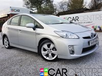 USED 2009 59 TOYOTA PRIUS 1.8 T4 VVT-I 5d AUTO 99 BHP FULL TOYOTA SERVICE HISTORY